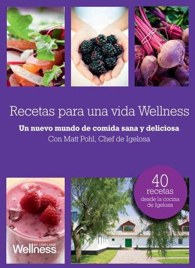 Libro recetas Wellness